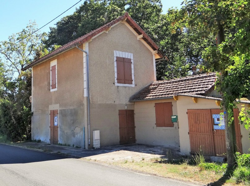 Maison Vendre En Poitou Charentes Charente Montbron