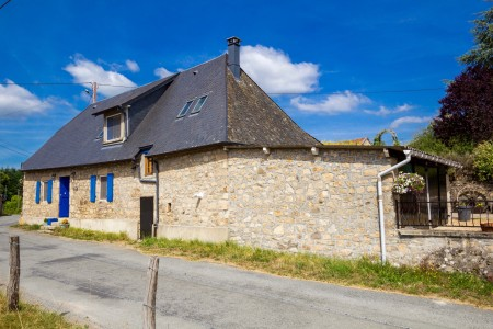 French property, houses and homes for sale in CLERGOUX Correze Limousin