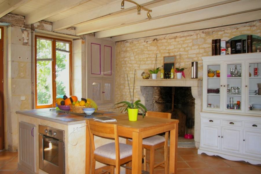 Maison à vendre en Poitou Charentes - Charente VILLEFAGNAN Prix ...
