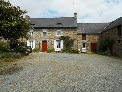 French property, houses and homes for sale in BAGUER MORVAN Ille_et_Vilaine Brittany