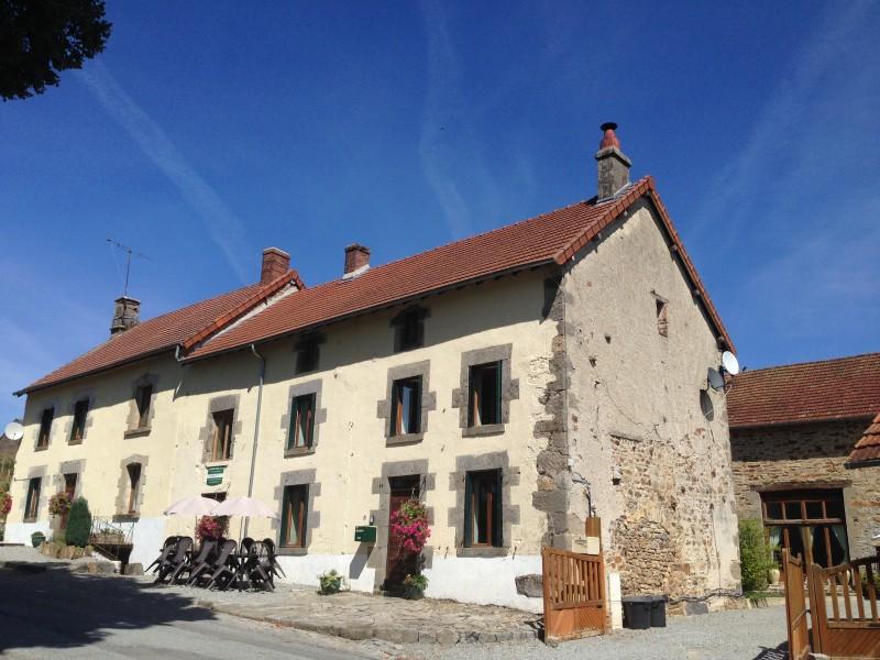 Maison à vendre à JANAILLAT(23250) - Creuse