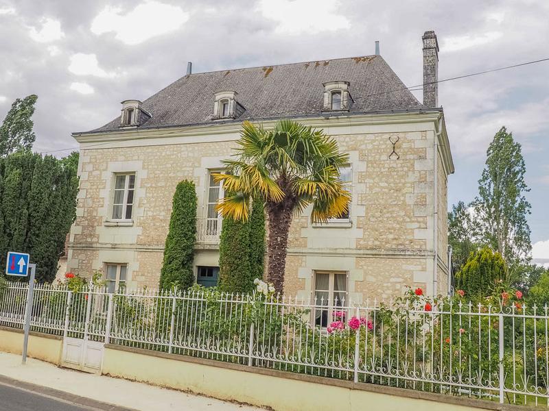 Maison à vendre à PUSSIGNY(37800) - Indre et Loire