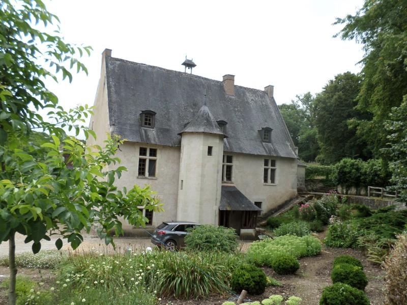 maison 224 vendre en centre indre et loire valleres manoir historique avec parc de 3 5 ha