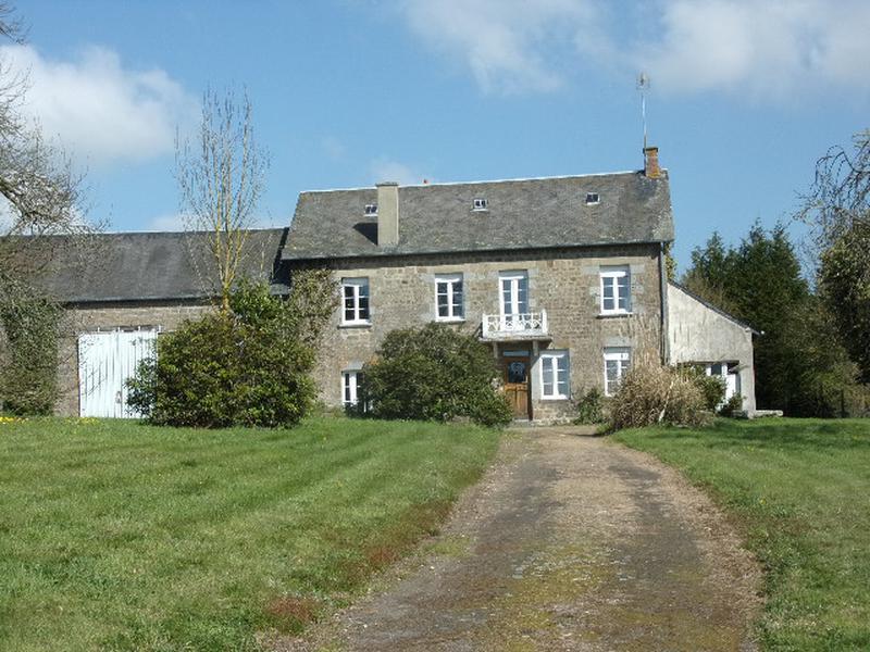 maison vendre en basse normandie orne la ferte mace belle maison en pierres terrain de 1. Black Bedroom Furniture Sets. Home Design Ideas