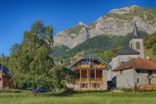 French ski chalets, properties in Annecy, Aillons Margeriaz, Massif des Bauges