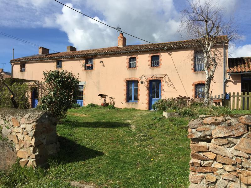 Maison à vendre à MOUTIERS SOUS ARGENTON(79150) - Deux Sevres