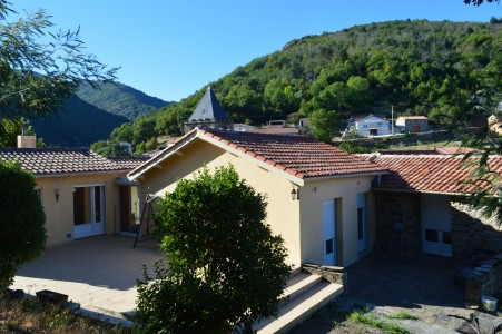 French property, houses and homes for sale in OLARGUES Herault Languedoc_Roussillon