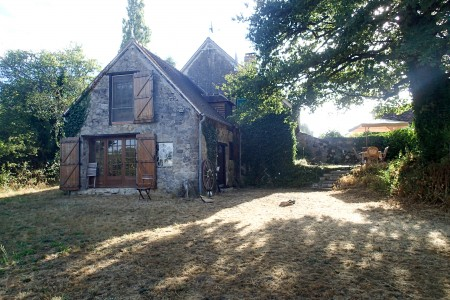 French property, houses and homes for sale in BRIGUEIL LE CHANTRE Vienne Poitou_Charentes