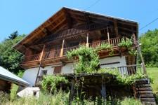 French ski chalets, properties in Villard sur Doron, Bisanne 1500, Espace Diamant