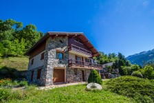 French ski chalets, properties in Bellentre, Bourg St Maurice, Paradiski