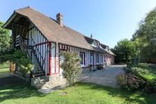 maison à vendre à BLOSSEVILLE, Seine_Maritime, Haute_Normandie, avec Leggett Immobilier