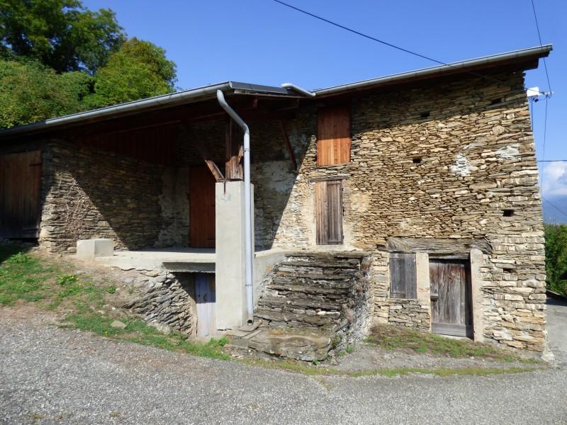 Grange vendre en rhone alpes savoie betton bettonet for Acheter maison en ardeche