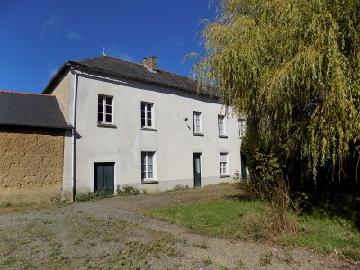 French property, houses and homes for sale in ST MEEN LE GRAND Ille_et_Vilaine Brittany