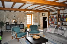 French property for sale in BOURDEILLES, Dordogne - €349,499 - photo 3