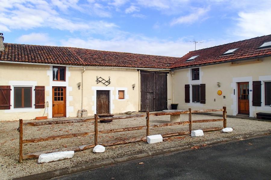 Maison à vendre à SAULGE(86500) - Vienne