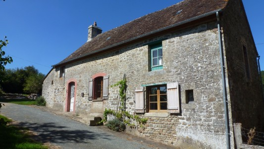 French property, houses and homes for sale in ST PIERRE DES NIDS Mayenne Pays_de_la_Loire