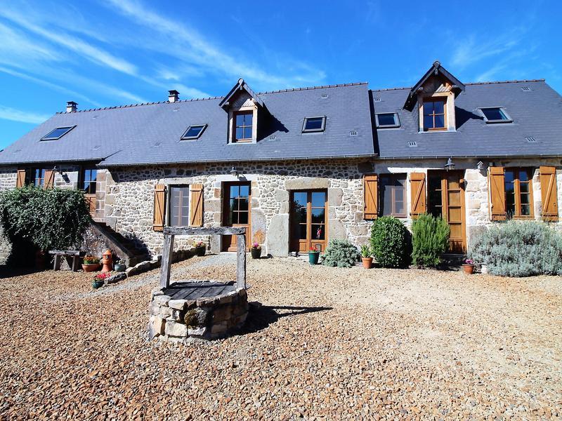Maison vendre en basse normandie orne la coulonche une for Acheter maison en france