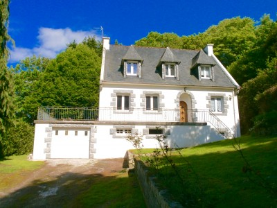 French property, houses and homes for sale in ERGUE GABERIC Finistere Bretagne