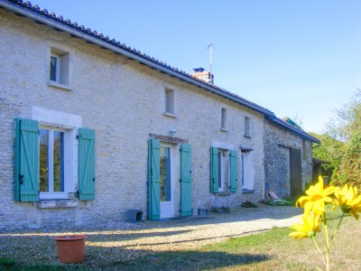 French property, houses and homes for sale in ST JEAN DE SAUVES Vienne Poitou_Charentes