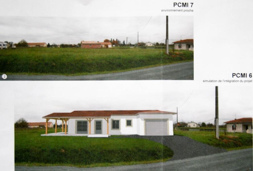 Terrain vendre en aquitaine dordogne parcoul terrain for Acheter un terrain pour construire une maison