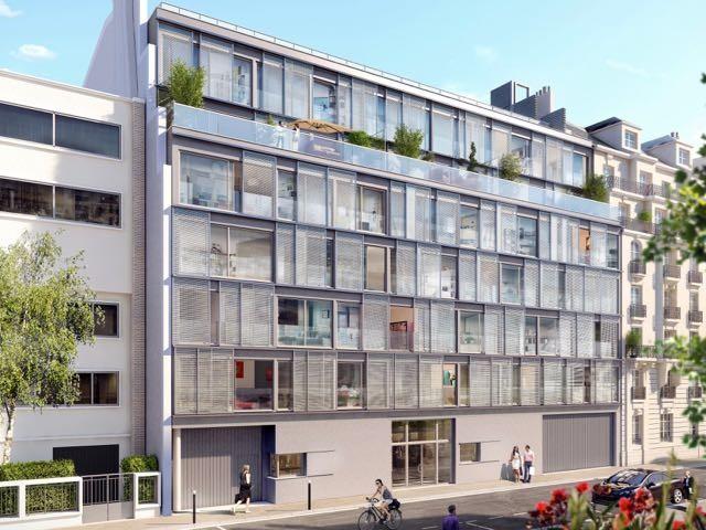 Appartement 4 pièces à vendre à PARIS XIV (75014) -  Paris