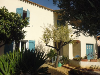 French property, houses and homes for sale in LIGNAN SUR ORB Herault Languedoc_Roussillon