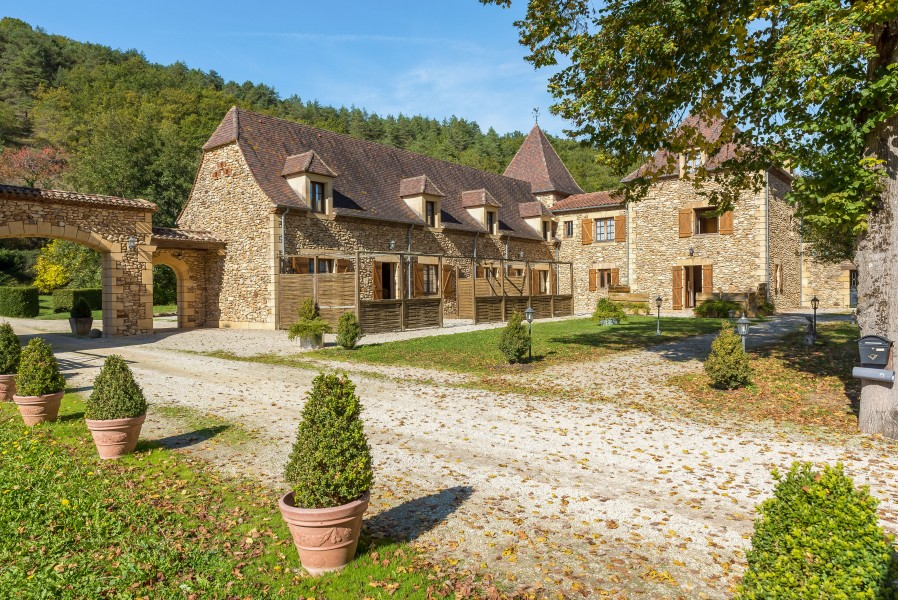 Maison vendre en aquitaine dordogne montignac domaine for Acheter maison dordogne
