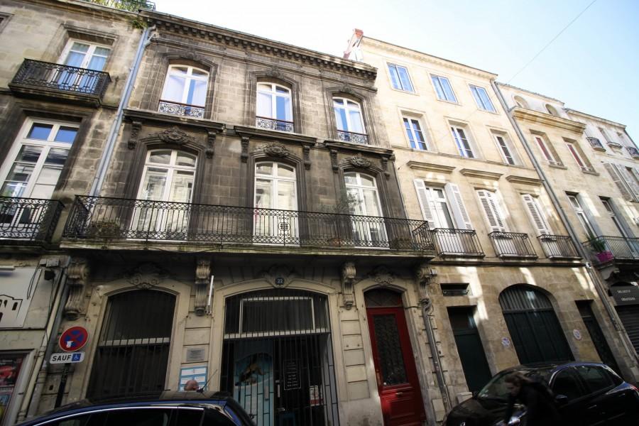 Appartement vendre en aquitaine gironde bordeaux t3 for Acheter un appartement 0 bordeaux