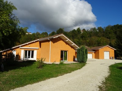 French property, houses and homes for sale in BOURGOIN JALLIEU Isere French_Alps