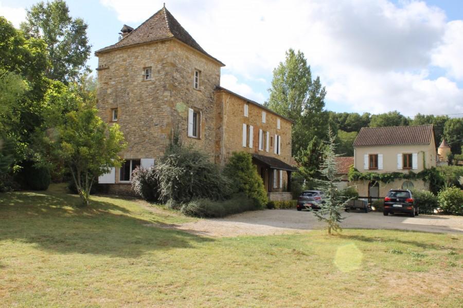 Maison à vendre à FRAYSSINET LE GELAT(46250) - Lot