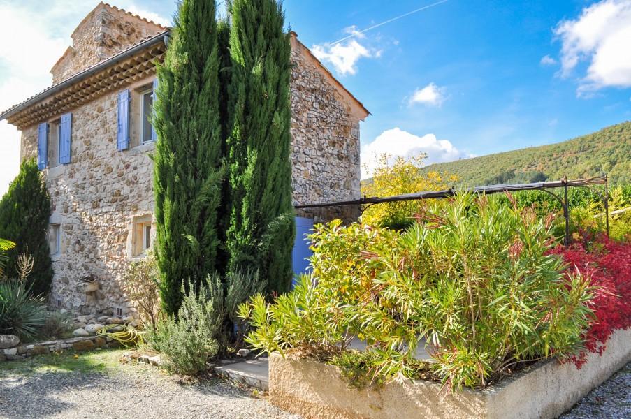 Maison vendre en paca alpes de hautes provence banon for Acheter une maison en provence