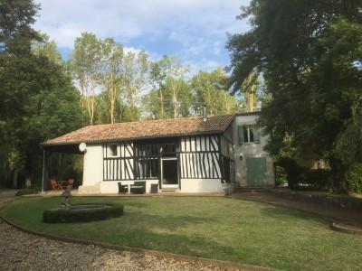 French property, houses and homes for sale in LA SAUVETAT DU DROPT Lot_et_Garonne Aquitaine