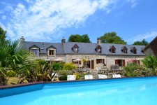 French property for sale in LANGOELAN, Morbihan - €359,340 - photo 6