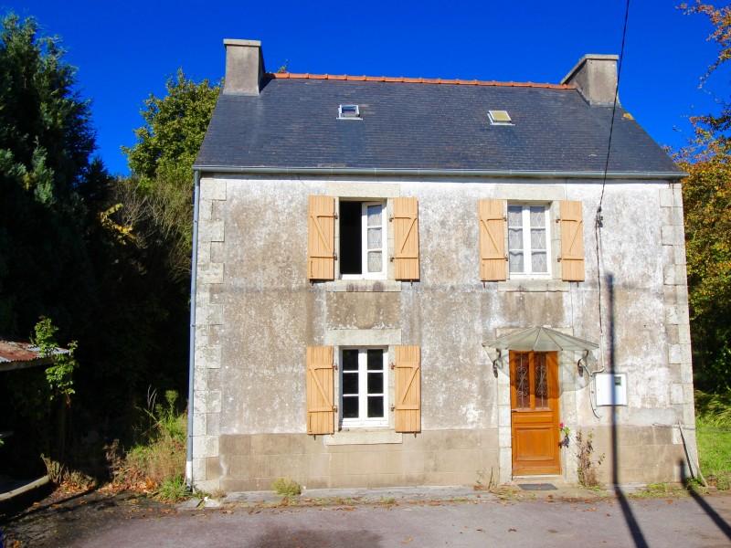 Maison à vendre en Bretagne Finistere PLONEVEZ DU FAOU