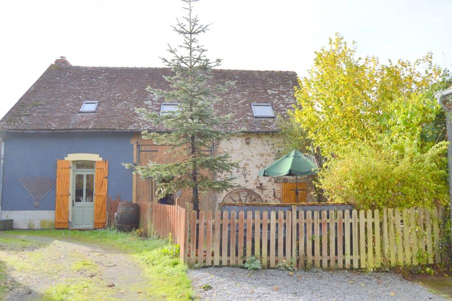 Maison à vendre à LA CELLE DUNOISE(23800) - Creuse