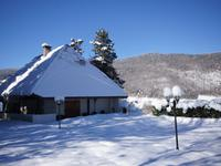 French ski chalets, properties in Le Noyer, Savoie Grand Revard, Massif des Bauges