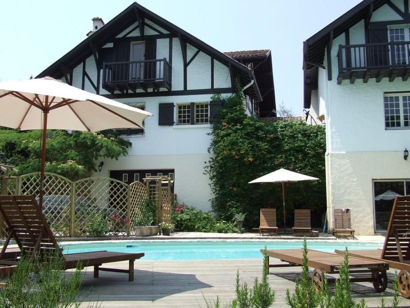 maison 224 vendre en aquitaine landes pouillon deux grandes maisons avec piscine 10 chambres en