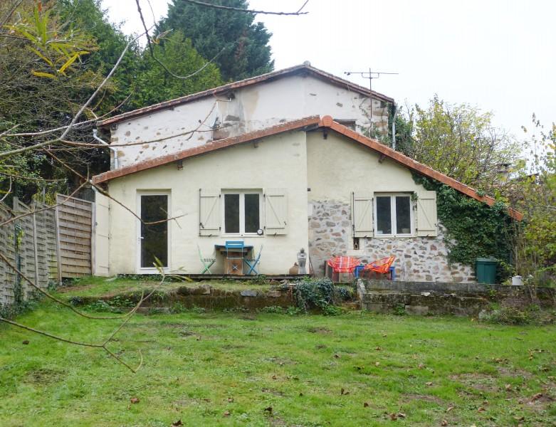 Maison vendre en poitou charentes charente chabanais for Agrandissement maison individuelle