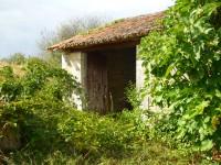 Terrain avec grange au calme avec belles vues sur la campagne, proche de Villebois-Lavalette avec toutes ses commodités.