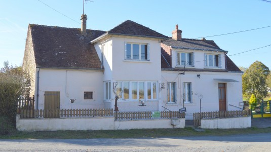 French property, houses and homes for sale in AIGURANDE Creuse Limousin