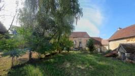 Parc Naturel du Perche, 2h Paris. Maison de village avec jardin, habitable de suite.