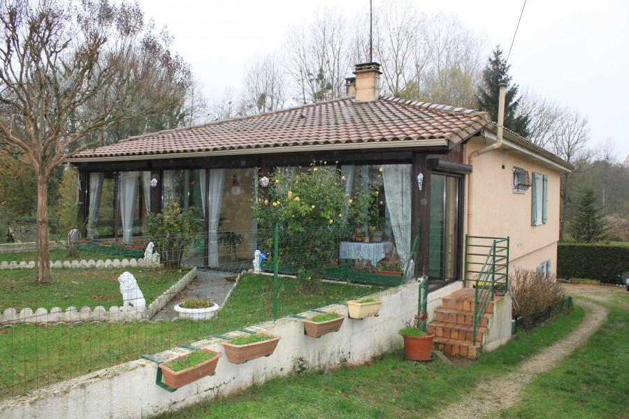 Maison à vendre en Poitou Charentes - Charente VILLOGNON Maison 3 ...