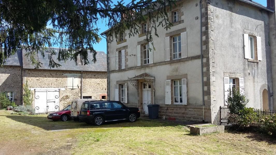 Maison vendre en limousin creuse st dizier leyrenne for Acheter maison creuse