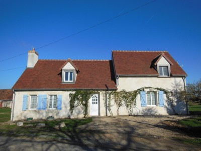 French property, houses and homes for sale in BETHINES Vienne Poitou_Charentes
