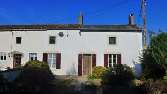 French property, houses and homes for sale in MAISONTIERS Deux_Sevres Poitou_Charentes
