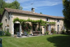French property for sale in STE SOLINE, Deux Sevres - €413,400 - photo 1