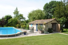 French property for sale in STE SOLINE, Deux Sevres - €413,400 - photo 2