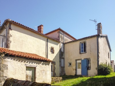 French property, houses and homes for sale in LA CHAPELLE ST ETIENNE Deux_Sevres Poitou_Charentes