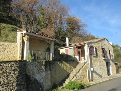 French property, houses and homes for sale in St Etienne d Estrechoux Herault Languedoc_Roussillon