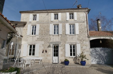 French property, houses and homes for sale in VIBRAC Charente Poitou_Charentes